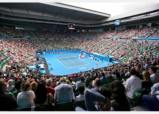 Rod Laver Tennis Stadium
