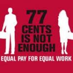 Such slogans have inundated society for the past 30 years, angering women and rendering them unwilling to hear other views on the gender wage gap. Source: dayofthegirl.org