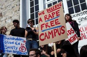 Rape-free campus