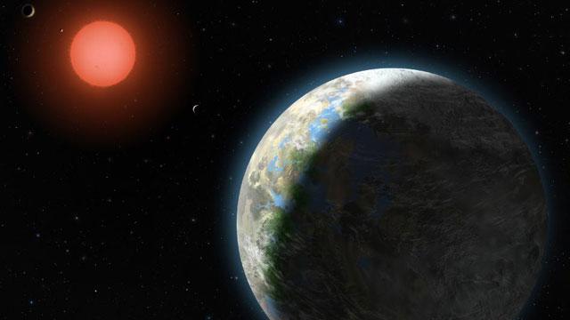 Gliese 581 (1)
