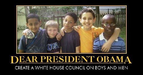 WH Council on boys and Men